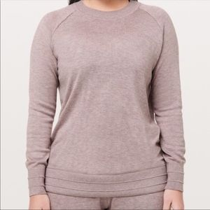 Lululemon Apres Sit in Stillness Your Way Sweater